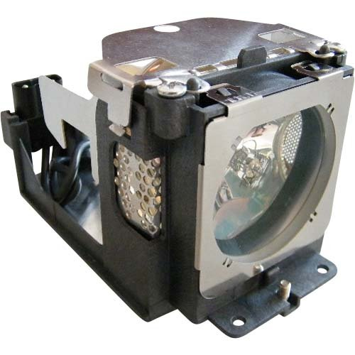 azurano Beamer-Ersatzlampe für Eiki LC-XB41   Beamerlampe mit Gehäuse   Kompatibel mit Eiki 610 333 9740