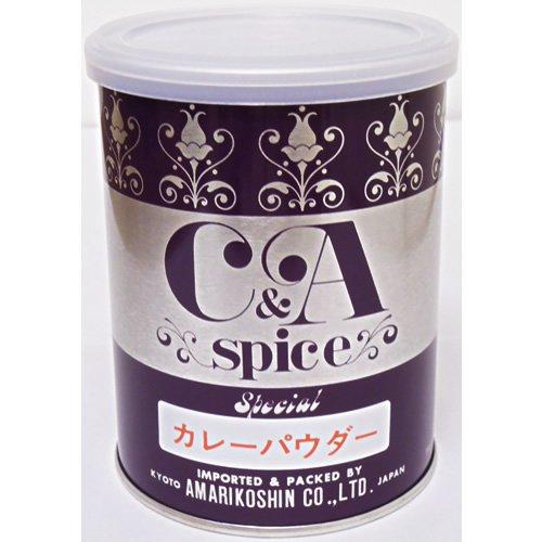甘利香辛食品 CA カレーパウダー 200g