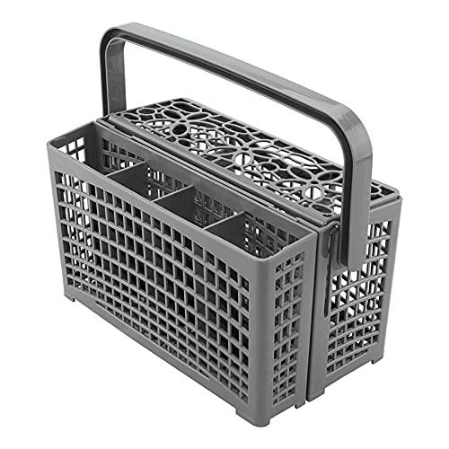YooSz Canasta De Almacenamiento De Lavavajillas Reemplazable Universal Lavavajillas Reemplazo Utensilio Cubiertos Cesta/Ajuste para Bosch/Fit para Maytag Lavavajillas Cesta De Reemplazo 2020