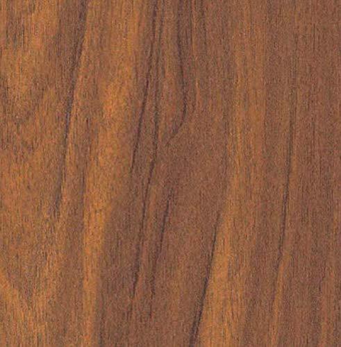 Klebefolie Holzdekor- Möbelfolie Nuss Walnuss 90 cm x 200 cm Dekorfolie Selbstklebefolie