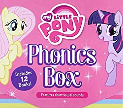 My Little Pony Phonics Box for Beginning Readers