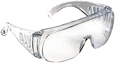 """Radians 360-C""""Chief"""" Over The Glass Safety Spec, Standard, Clear, (24 Pair)"""