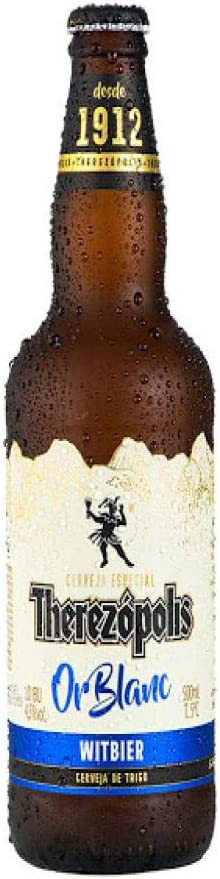 Cerveja Therezopolis Wit Bier