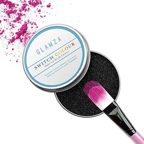 Glamza Switch Colour Instant Make Up Brush Cleaner Sponge1 unità