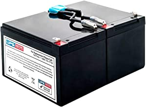 APC Smart UPS 1000 USB & Serial 120V SUA1000 UPSBatteryCenter Compatible Replacement Battery Pack