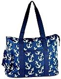 Ever Moda Anchor Tote Bag X-Large