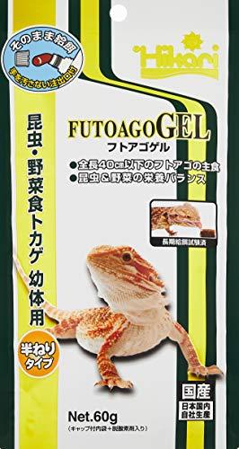 Hikari フトアゴゲル 60gamazon参照画像