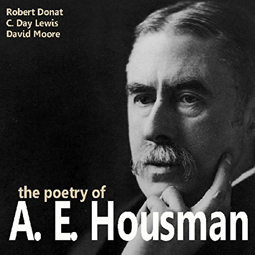 The Poetry of A. E. Housman audiobook cover art