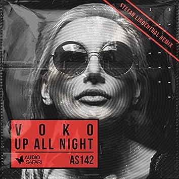 Up All Night (Stefan Lindenthal Remix)
