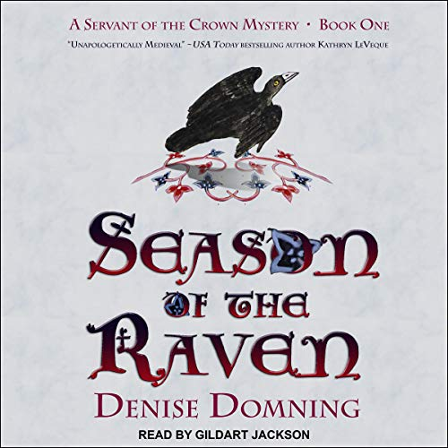 Season of the Raven audiobook cover art