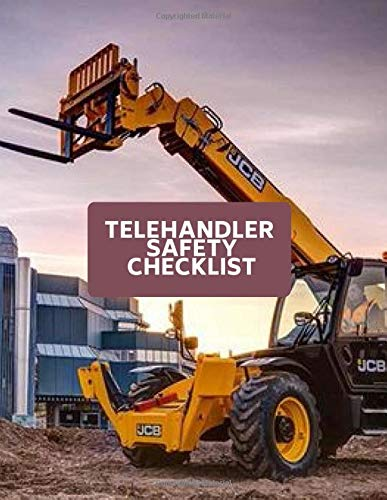 Telehandler Safety Checklist: Track of your telehandler routine inspection (Telehandler maintenance logs)