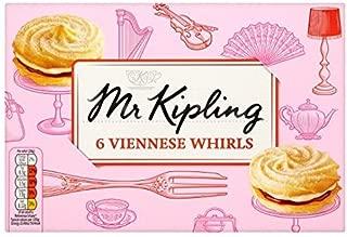 Mr. Kipling Viennese Whirls 6 Pack