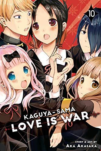 Amazon Com Kaguya Sama Love Is War Vol 10 Ebook Akasaka Aka Kindle Store