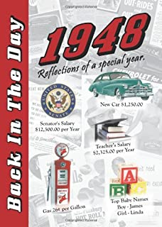 1948 gift ideas