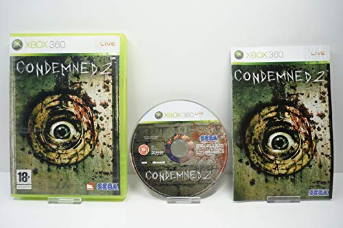 CONDEMNED 2 XBOX 360.