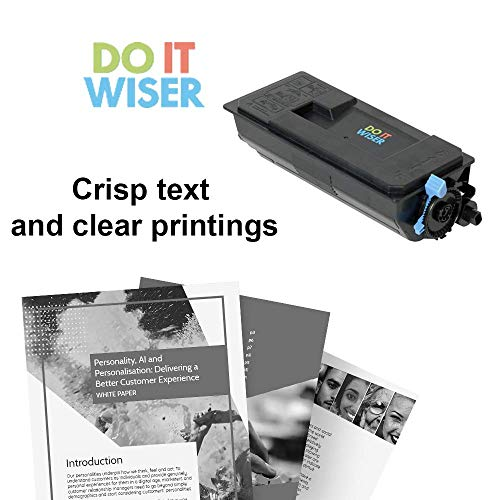 Do it Wiser Compatible Toner Cartridge Replacement for Kyocera TK-3102 Kyocera Ecosys M3540idn M3040idn Mita FS-2100DN FS-2100D - 1T02MS0US0 (Black,12,500 Pages) Photo #6