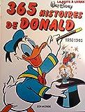 365 Histoires de Donald Walt Disney Bande dessinée illustrateur Uderzo