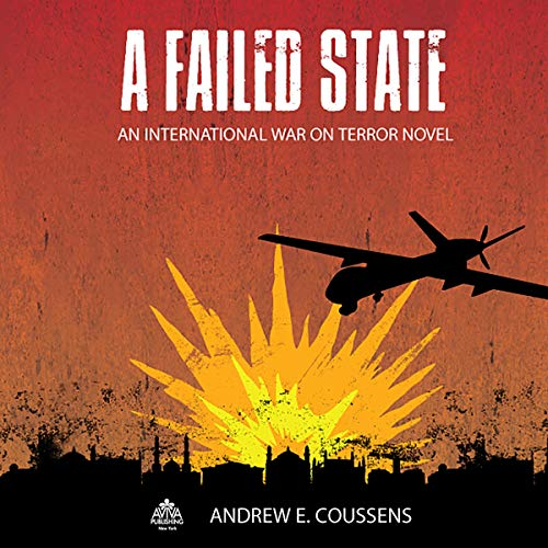 A Failed State audiobook cover art