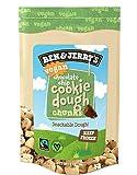 Ben & Jerry's - Snackable Dough Chunks, Non-GMO - Fairtrade, Vegan Chocolate Chip Cookie Dough, 8 Oz. Bag (8 Count)