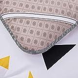 ZH Boden Tatami-Matte, Schlafmatratzenauflage Pad Folding Dicker, Futon-Matratze Kissen, Studentenwohnheim Schlafmatte (Color : G, Size : 0.9m Bed) - 2