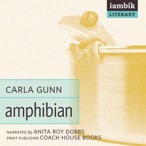 Amphibian audiobook cover art