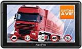GPS Poids Lourds, NaviPro Active, 7 Pouces, Camion, Bus, Camping Car, Europe + Maroc A Vie