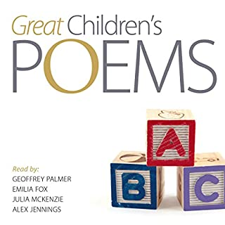 Great Poems for Children cover art