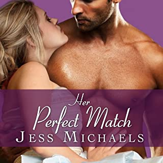 Her Perfect Match audiobook cover art