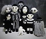 Addams family WOOLDOLLS 10 DOLLS