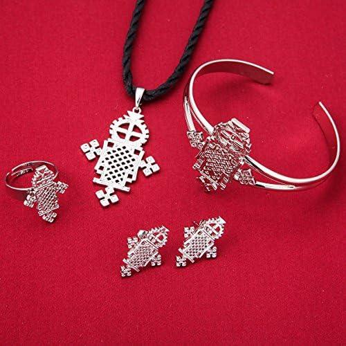Ethiopian silver jewellery _image4