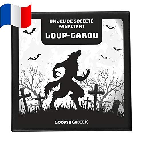 Jeu de Cartes Loup-Garou Original Jeu de société de Luxe ave