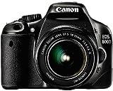 Canon EOS 600D + EF-S 18-135mm (Ricondizionato Certificato)