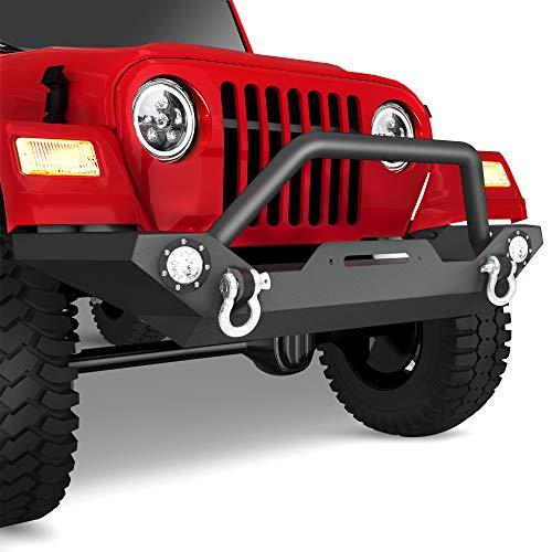 LEDKINGDOMUS Rock Crawler Front Bumper...