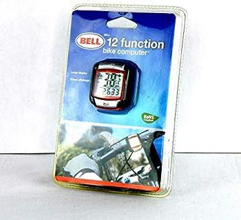 12 Function Bicycle Speedometer/Odometer Computer