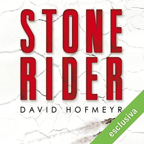 Stone Rider audiobook cover art