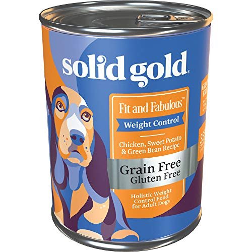 Solid Gold Holistic Weight Control Dog Meal
