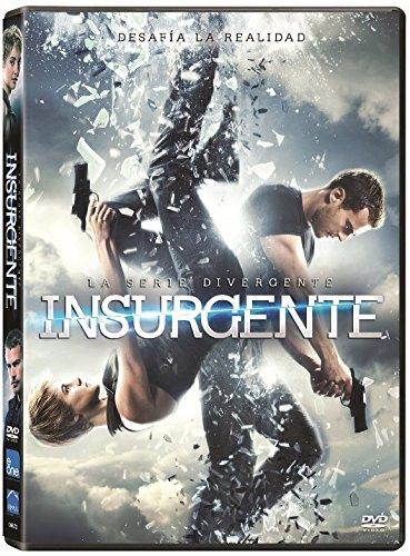 La Serie Divergente: Insurgente DVD