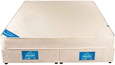Horse Mattress - City - Size 200X200X21 CM - Innerspring Mattress with Several Colors (190x90x21 CM)