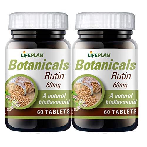 Lifeplan Rutin 60mg 2 x 60 Tablets