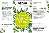 Zoom IMG-2 vitamina d3 k2 75ml in