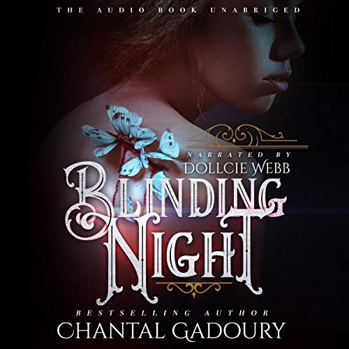 Blinding Night audiobook cover art