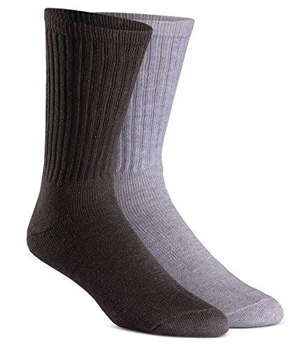 Fox River Rugged Crew Medium Weight Socken Vorteilspack (6 Paar) Medium Special Sortiment
