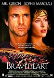 Braveheart: Marceau (1995)   original Filmplakat, Poster