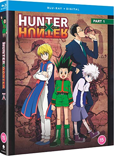 Hunter X Hunter Set 1 (Episodes 1-26) [Blu-ray]