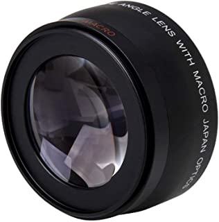 eWINNER 58mm wide angle and macro lens set for Canon cameras