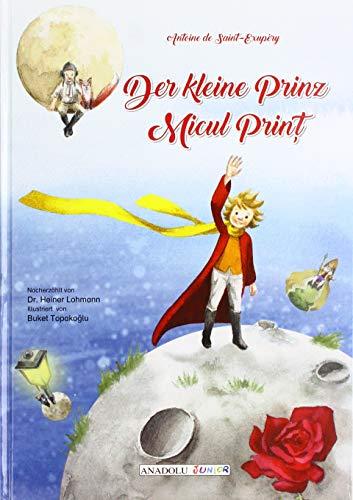 Der kleine Prinz, deutsch-rumänisch