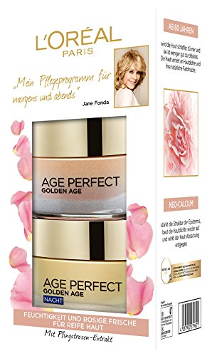 L'Oréal Paris Dermo Expertise Perfect Golden Age Día y