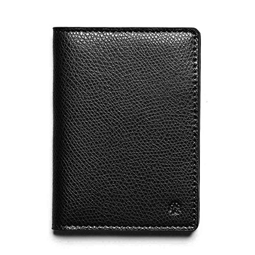 Best Wallets for Men: Hook & Albert Leather Vertical Bifold Wallet