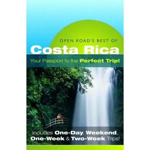 Open Road's Best of Costa Rica [Lingua Inglese]