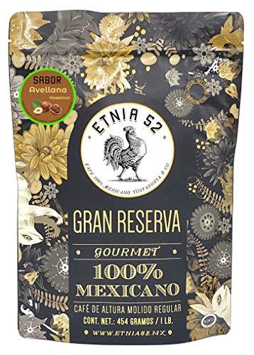 cafeteras para cafe molido fabricante Etnia 52